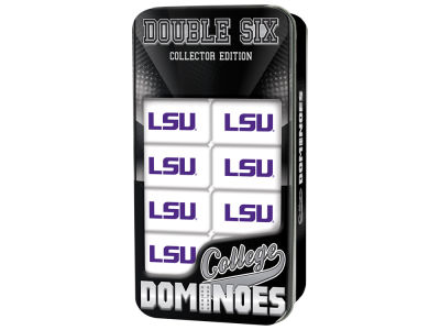 LSU Tigers Dominoes