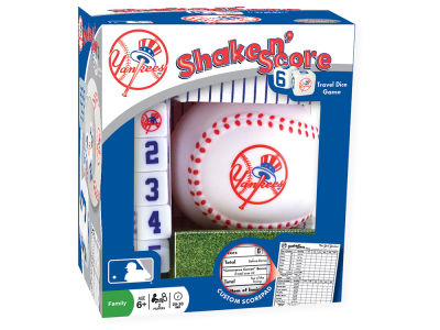 New York Yankees Shake N Score Game