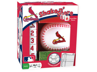 St. Louis Cardinals Shake N Score Game