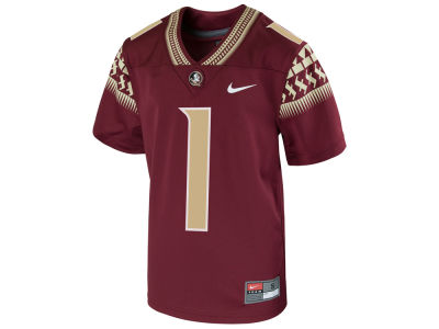 Florida State Seminoles Nike NCAA Youth Replica Game Jersey