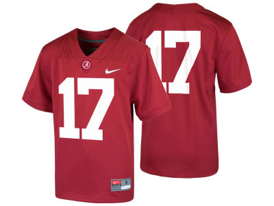 Alabama Crimson Tide Nike NCAA Youth Replica Game Jersey