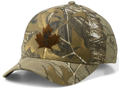 Browning Maple Leaf Cap