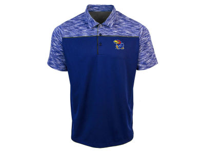 Kansas Jayhawks Antigua NCAA Men's Final Play Polo