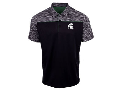 Michigan State Spartans Antigua NCAA Men's Final Play Polo