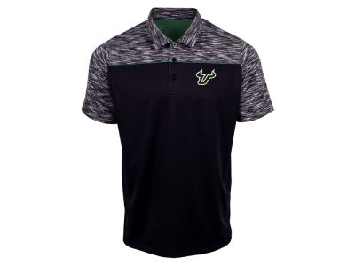 South Florida Bulls Antigua NCAA Men's Final Play Polo