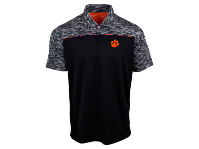 Clemson Tigers Antigua NCAA Men's Final Play Polo