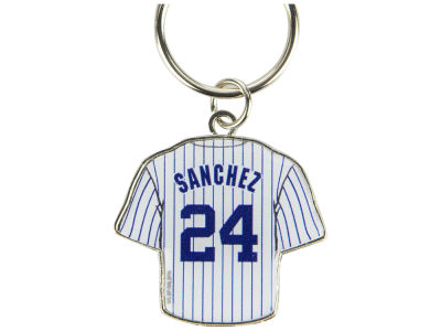 New York Yankees Gary Sanchez Aminco Jersey Spinner Keychain - Player