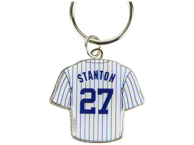 New York Yankees Giancarlo Stanton Aminco Jersey Spinner Keychain - Player