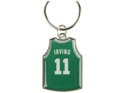 Boston Celtics Kyrie Irving Aminco Jersey Spinner Keychain - Player