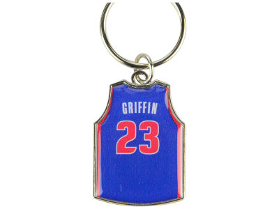 Detroit Pistons Blake Griffin Aminco Jersey Spinner Keychain - Player