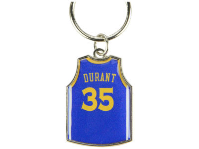 Golden State Warriors Kevin Durant Aminco Jersey Spinner Keychain - Player