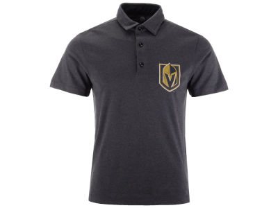 Vegas Golden Knights Majestic NHL Men's Prime Logo Polo