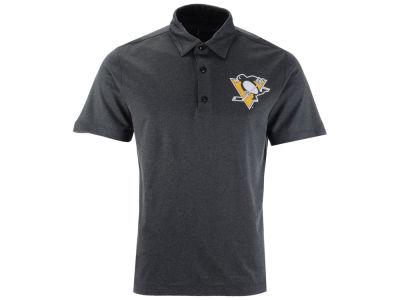 Pittsburgh Penguins Majestic NHL Men's Prime Logo Polo