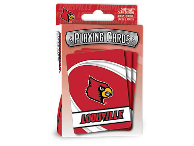 Louisville Cardinals Playing Cards