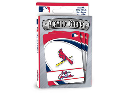 St. Louis Cardinals Playing Cards