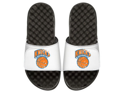 New York Knicks Youth Hardwood Classic Distressed Sandals