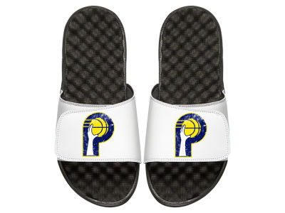 Indiana Pacers Youth Hardwood Classic Distressed Sandals
