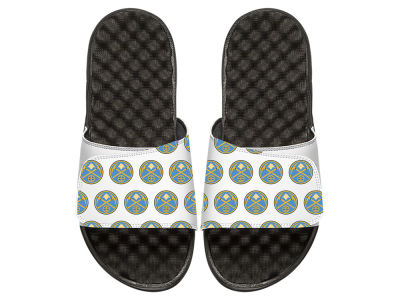 Denver Nuggets Youth Secondary Pattern Sandals