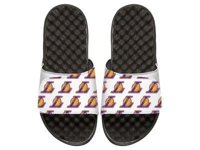 Los Angeles Lakers Youth Secondary Pattern Sandals