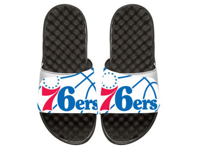 Philadelphia 76ers Youth Big Logo Sandals