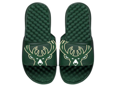 Milwaukee Bucks ISlide Men's Big Logo Sandals