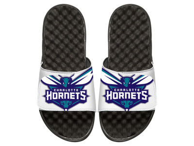Charlotte Hornets ISlide Men's Big Logo Sandals