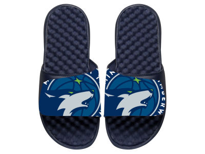 Minnesota Timberwolves Youth Big Logo Sandals