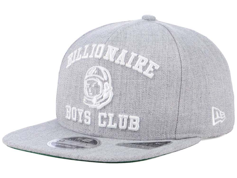 d9efc7f89bb Billionaire Boys Club College Helmet 9FIFTY Snapback Cap