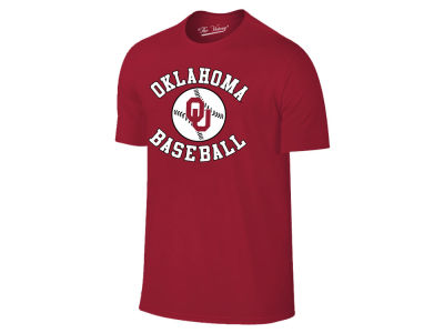 Oklahoma Sooners Retro Brand NCAA Men's Sport Hit T-Shirt