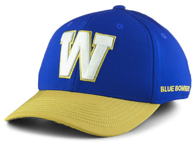 Winnipeg Blue Bombers adidas 2018 CFL Coach Flex Cap