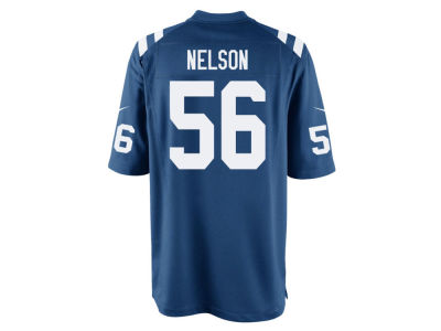 Nike Quenton Nelson NFL Men's Game Jersey