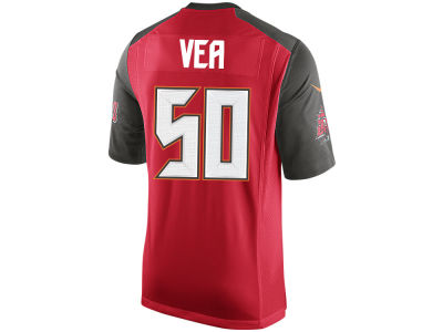 Tampa Bay Buccaneers Vita Vea NFL Men's Draft Game Jersey