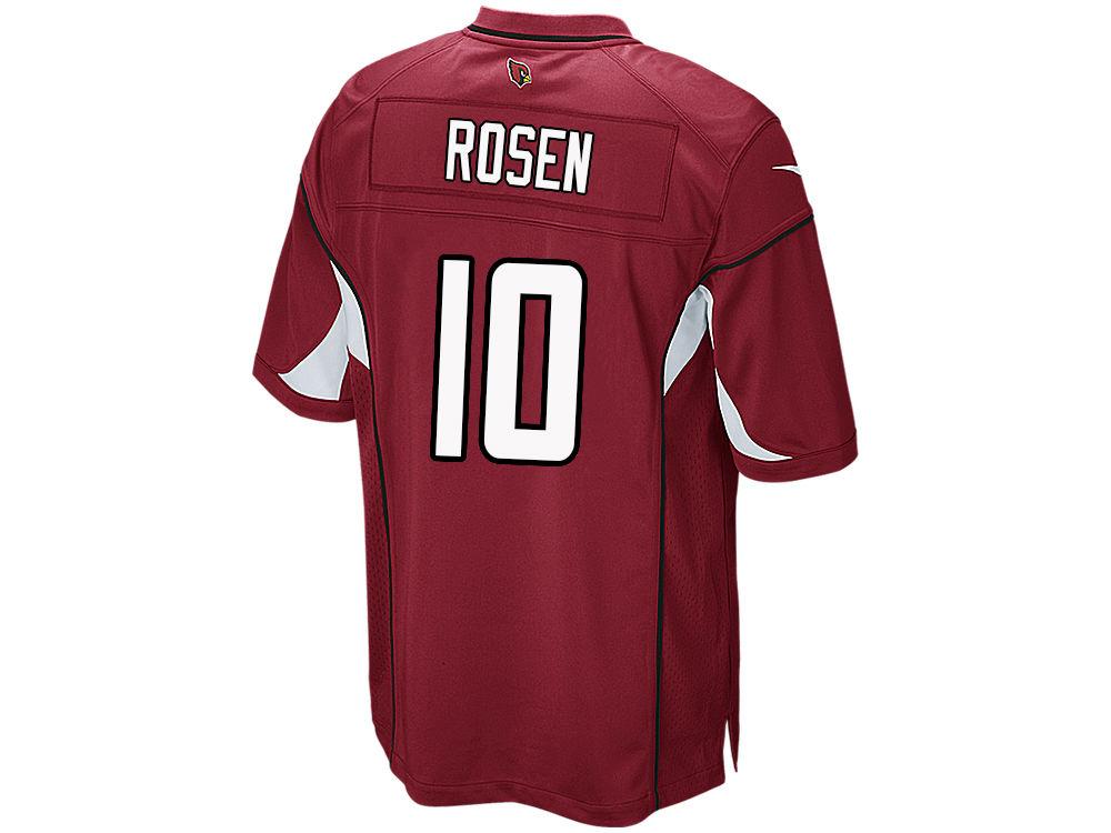 ... maroon name number logo 3 arizona cardinals t shirt 5e70f a9a3c ireland arizona  cardinals josh rosen nike nfl mens game jersey 34450 57d83 ... d40422d67