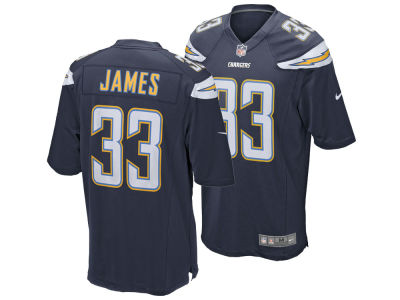 Los Angeles Chargers Derwin James NFL Men's Draft Game Jersey