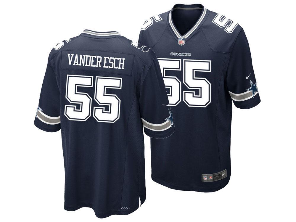 Dallas Cowboys Leighton Vander Esch Nike NFL Men s Game Jersey ... 5406242be