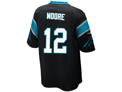 Carolina Panthers D.J. Moore NFL Men's Draft Game Jersey
