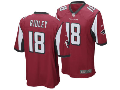 Atlanta Falcons Calvin Ridley NFL Men's Draft Game Jersey