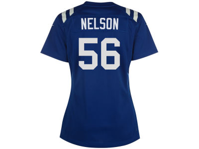 Nike Quenton Nelson NFL Women's Game Jersey