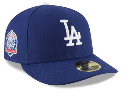 MLB Chapeau authentique de l'anniversaire 59FIFTY de collection soixantième