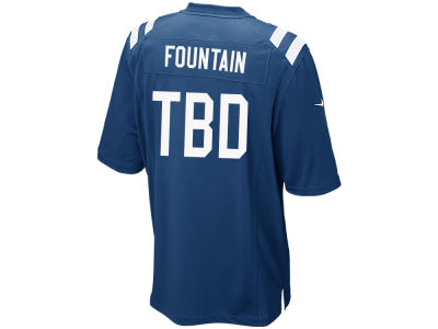 Nike Daurice Fountain NFL Men's Game Jersey