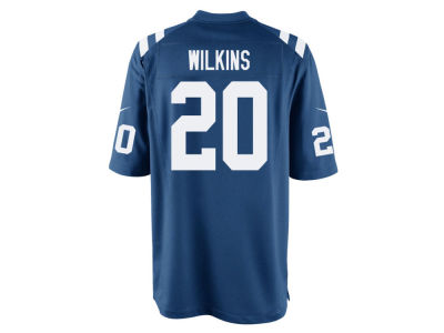 Nike Jordan Wilkins NFL Men's Game Jersey