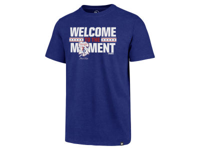 Philadelphia 76ers '47 NBA Men's Regional Slogan Club T-shirt