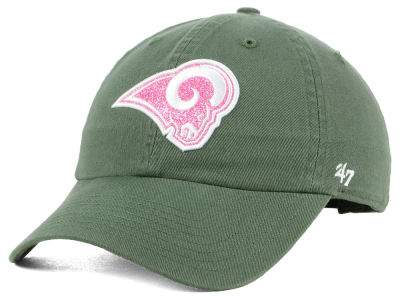 Los Angeles Rams '47 NFL Women's Moss Glitta CLEAN UP Cap