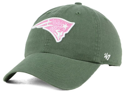 New England Patriots '47 NFL Women's Moss Glitta CLEAN UP Cap