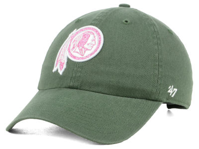Washington Redskins '47 NFL Women's Moss Glitta CLEAN UP Cap