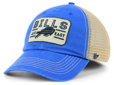 Buffalo Bills '47 NFL Sallana Mesh CLEAN UP Cap