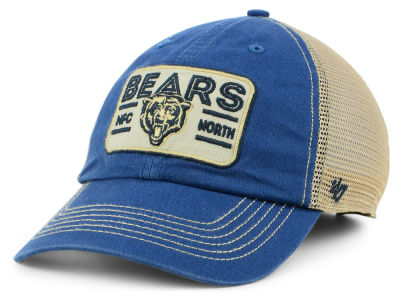 Chicago Bears '47 NFL Sallana Mesh CLEAN UP Cap