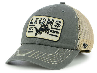 Detroit Lions '47 NFL Sallana Mesh CLEAN UP Cap