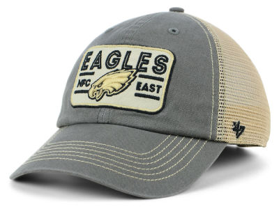 premium selection e7d1f fbe8b Philadelphia Eagles  47 NFL Sallana Mesh CLEAN UP Cap