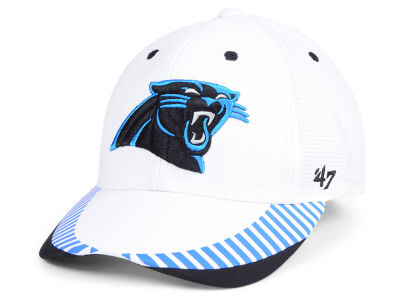 93f4755ea1c Carolina Panthers  47 NFL Tantrum CONTENDER Flex Cap